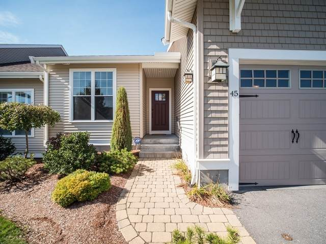 45 Walden Way #45, Milford, MA 01757 (MLS #72744451) :: Parrott Realty Group