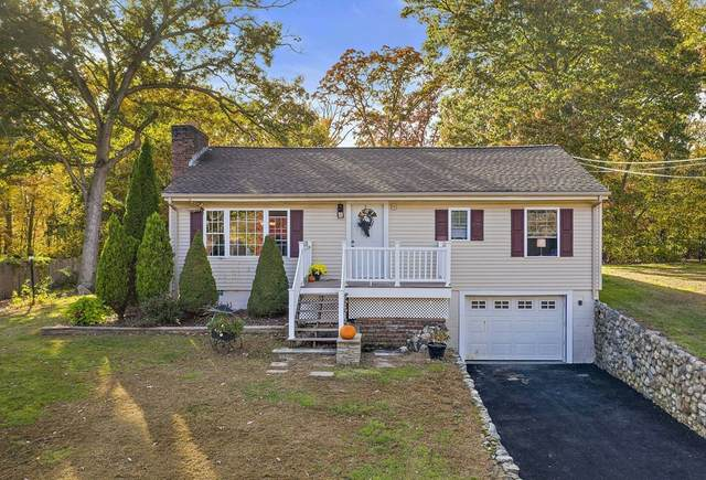 131 Fullerton Ave, Whitman, MA 02382 (MLS #72744630) :: Maloney Properties Real Estate Brokerage