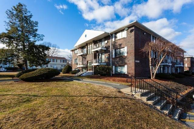 260 E Haverhill St #23, Lawrence, MA 01841 (MLS #72744699) :: RE/MAX Unlimited