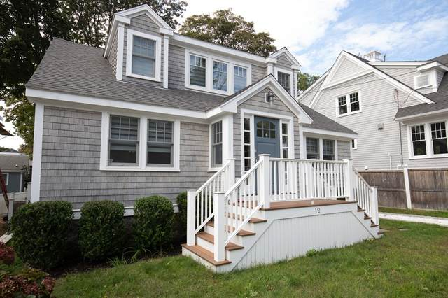 12 Whiton Ave, Hingham, MA 02043 (MLS #72744706) :: EXIT Cape Realty