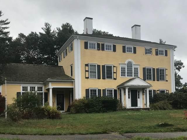 12 Mounce Farm Way, Marshfield, MA 02050 (MLS #72744763) :: Walker Residential Team