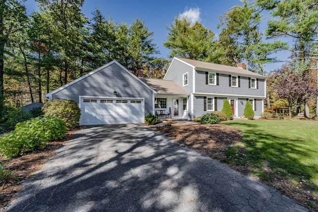 5 Blueberry Hill Rd, Wilbraham, MA 01095 (MLS #72744868) :: NRG Real Estate Services, Inc.