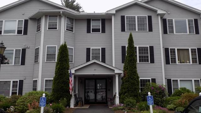 23 Greenleaves Dr #106, Amherst, MA 01002 (MLS #72744921) :: Re/Max Patriot Realty