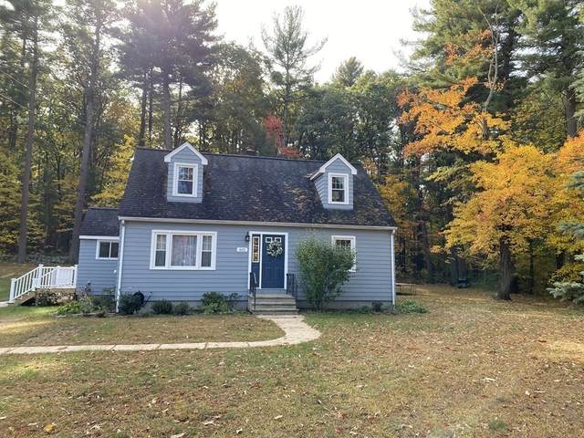 601 Main St, Hudson, MA 01749 (MLS #72745177) :: Parrott Realty Group