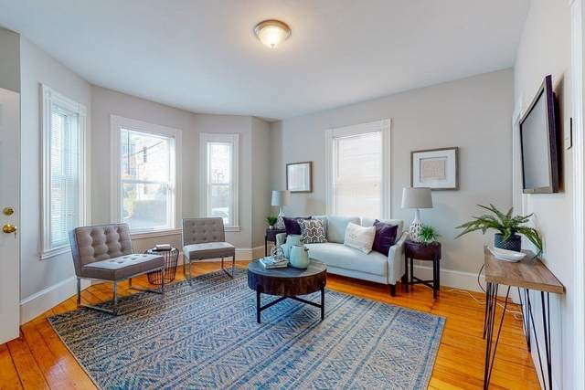 14R Carlton Street #1, Somerville, MA 02143 (MLS #72745178) :: Walker Residential Team