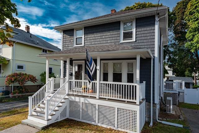 15 Mascoma St, Quincy, MA 02170 (MLS #72745181) :: Taylor & Lior Team