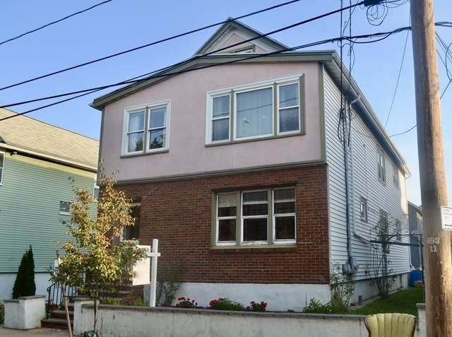 91-93 Bailey Rd, Somerville, MA 02145 (MLS #72745185) :: Taylor & Lior Team