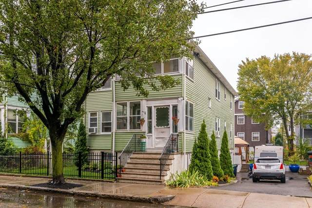 91-97 Bailey Road, Somerville, MA 02145 (MLS #72745259) :: Taylor & Lior Team