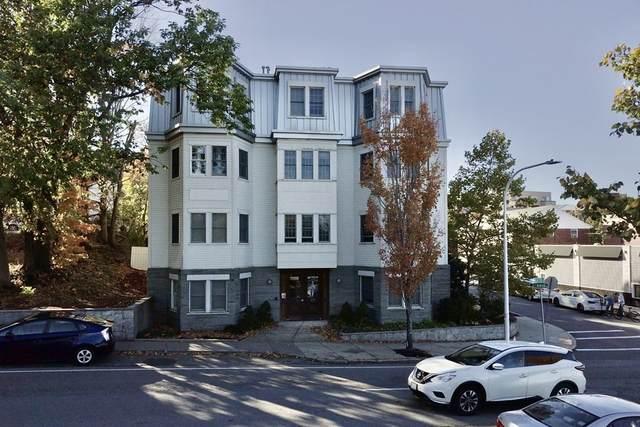 69 Galen Street #3, Watertown, MA 02472 (MLS #72745272) :: Berkshire Hathaway HomeServices Warren Residential