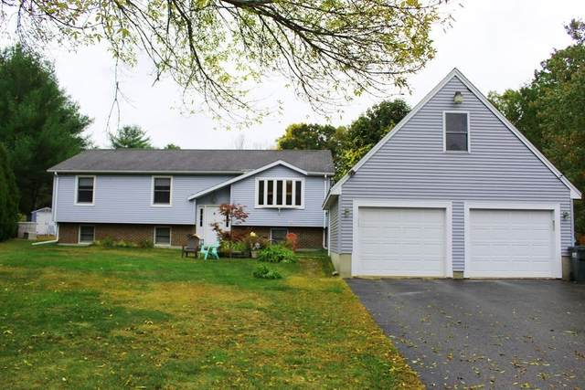 8 Evergreen Dr, Webster, MA 01570 (MLS #72745286) :: Anytime Realty