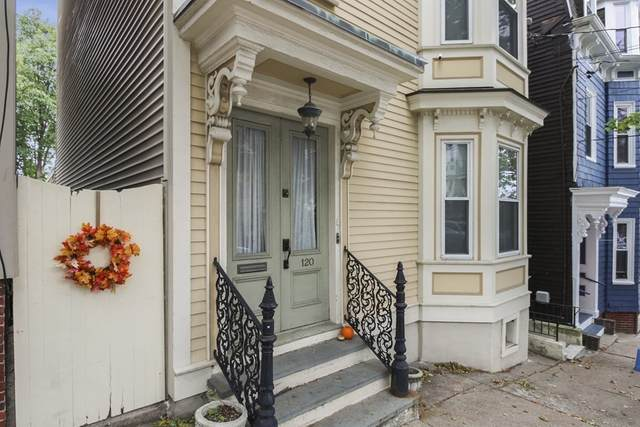 120 G St #1, Boston, MA 02127 (MLS #72745291) :: DNA Realty Group