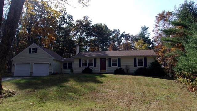 20 Ainsworth Hill Rd, Wales, MA 01081 (MLS #72745344) :: Re/Max Patriot Realty