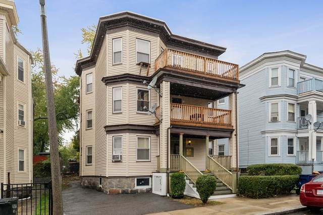 7 Vassar Street, Boston, MA 02121 (MLS #72745354) :: RE/MAX Unlimited