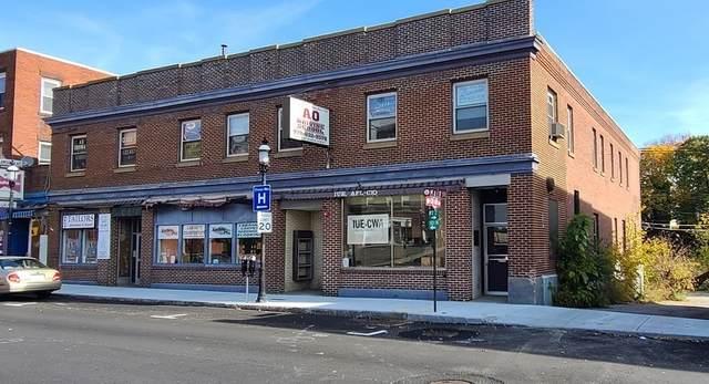 46-54 Main St., Gardner, MA 01440 (MLS #72745440) :: Berkshire Hathaway HomeServices Warren Residential