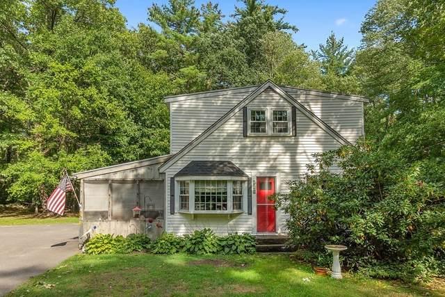 234 S Row, Lunenburg, MA 01462 (MLS #72745450) :: Berkshire Hathaway HomeServices Warren Residential