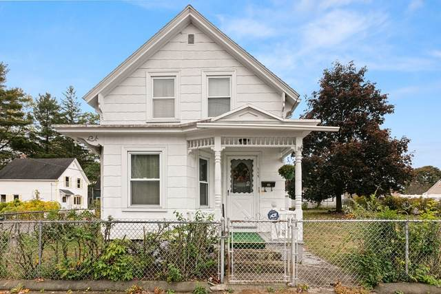 115 Bowden St, Lowell, MA 01852 (MLS #72745451) :: Re/Max Patriot Realty