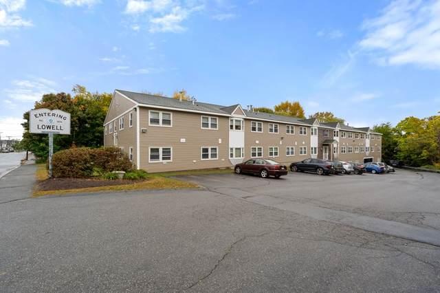 1524 Gorham Street #113, Lowell, MA 01852 (MLS #72745463) :: Re/Max Patriot Realty