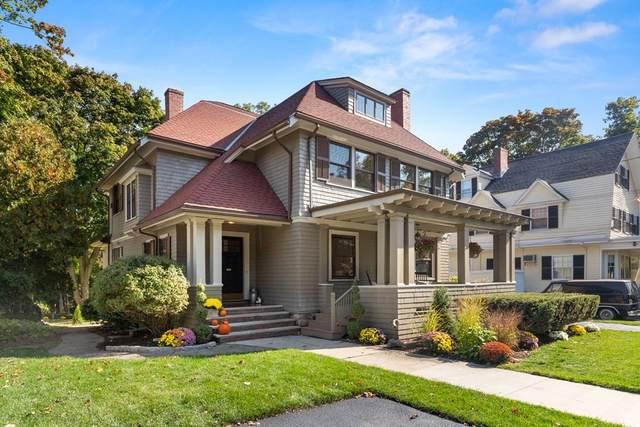 109 Cambridge St, Winchester, MA 01890 (MLS #72745473) :: Westcott Properties
