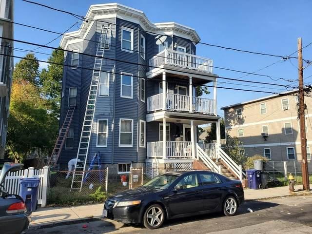 43 Theodore St, Boston, MA 02124 (MLS #72745497) :: Re/Max Patriot Realty
