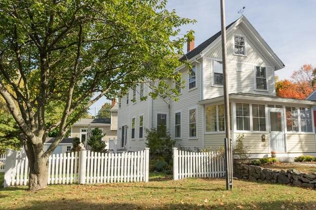 64 Beach St, Marblehead, MA 01945 (MLS #72745512) :: Re/Max Patriot Realty