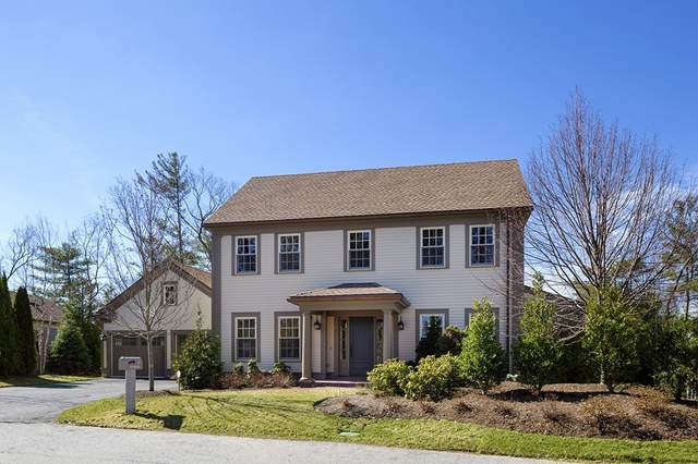 7 Pine Summit Circle #7, Weston, MA 02493 (MLS #72745533) :: Cheri Amour Real Estate Group