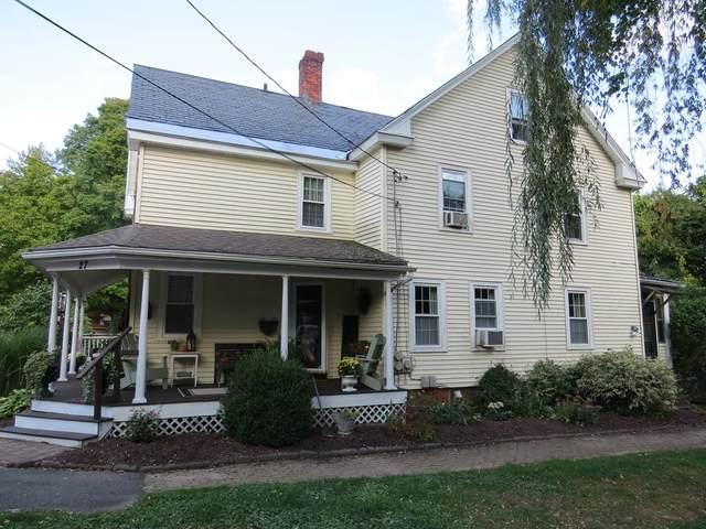 27 Prospect St, Easthampton, MA 01027 (MLS #72745562) :: The Duffy Home Selling Team