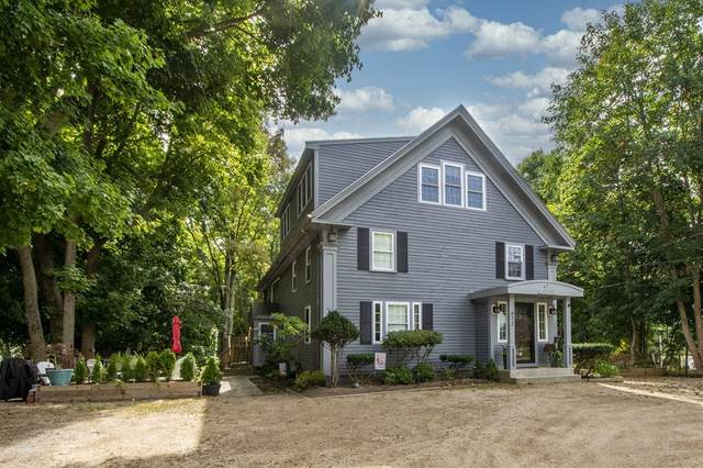 472 Beechwood St, Cohasset, MA 02025 (MLS #72745611) :: EXIT Cape Realty
