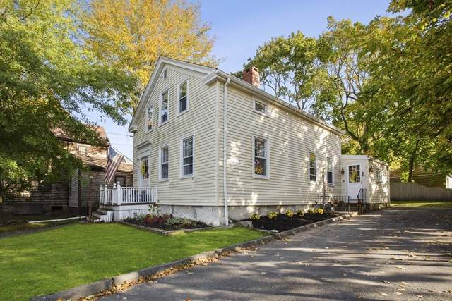 25 Spring St, Fairhaven, MA 02719 (MLS #72745651) :: RE/MAX Vantage
