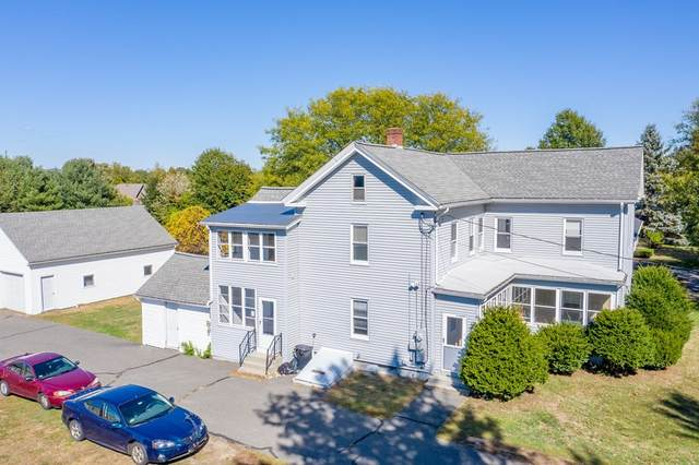 219 East St, Easthampton, MA 01027 (MLS #72745690) :: DNA Realty Group