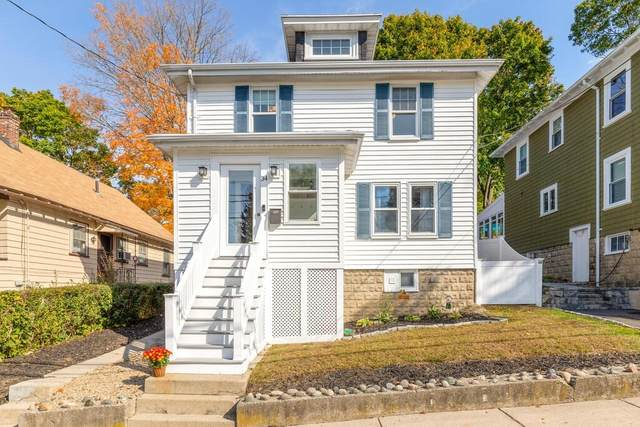 34 Summer St, Boston, MA 02132 (MLS #72745694) :: RE/MAX Unlimited