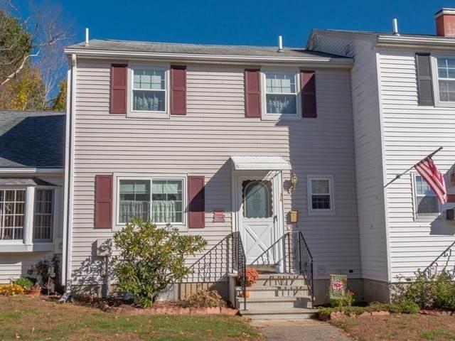 34 Warebrook Vlg, Ware, MA 01082 (MLS #72745703) :: The Duffy Home Selling Team