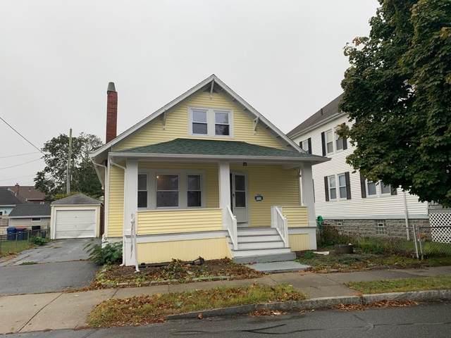 306 Wood St, New Bedford, MA 02745 (MLS #72745734) :: Team Roso-RE/MAX Vantage