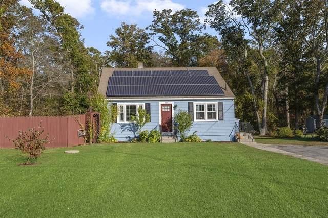 400 Crandall Rd., Tiverton, RI 02878 (MLS #72745752) :: Welchman Real Estate Group