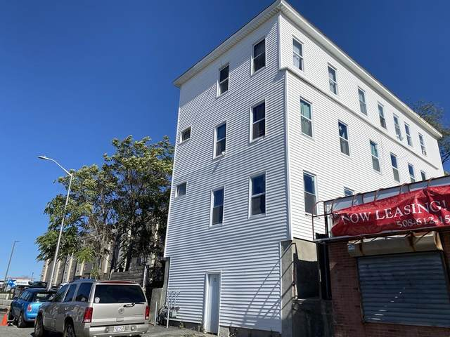 72-74 Wall, Worcester, MA 01604 (MLS #72745783) :: Taylor & Lior Team