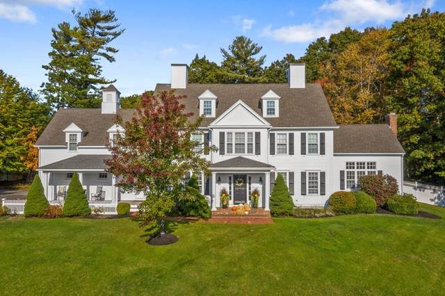 57 Mounce Farm Way, Marshfield, MA 02050 (MLS #72745794) :: Ponte Realty Group