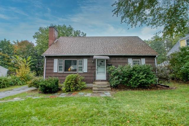 100 Brookline Ave, Holyoke, MA 01040 (MLS #72745798) :: The Duffy Home Selling Team