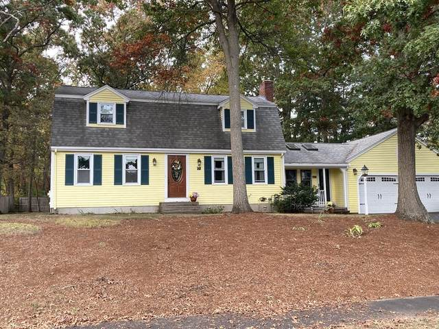 10 Gale Lane, Mansfield, MA 02048 (MLS #72745857) :: The Duffy Home Selling Team