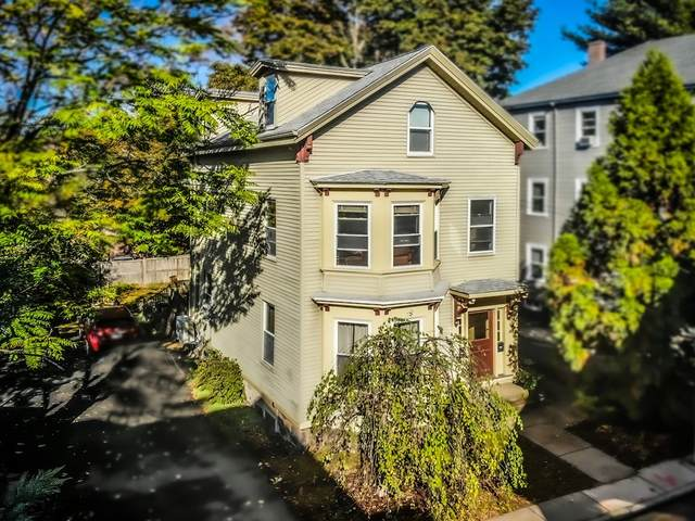 8 Greenley Place, Boston, MA 02130 (MLS #72745870) :: DNA Realty Group
