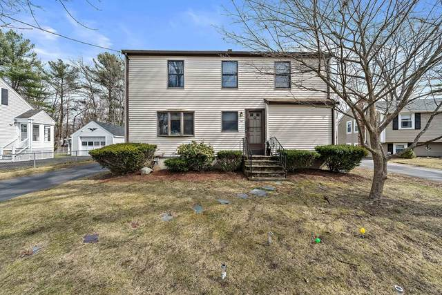 42 Sunset St, Rockland, MA 02370 (MLS #72745891) :: Taylor & Lior Team