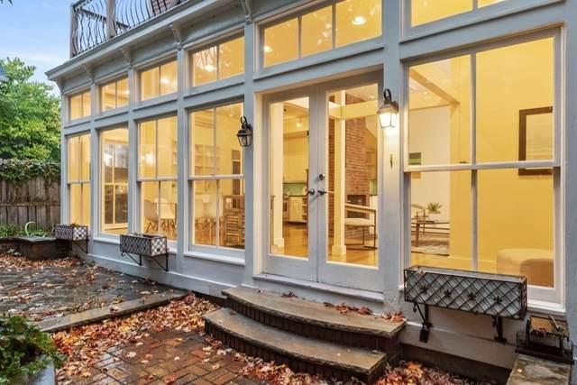 61 Dana Street #4, Cambridge, MA 02138 (MLS #72745895) :: Zack Harwood Real Estate | Berkshire Hathaway HomeServices Warren Residential