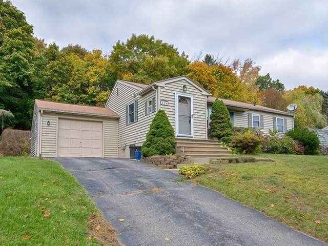 426 Mower St, Worcester, MA 01602 (MLS #72745921) :: Taylor & Lior Team