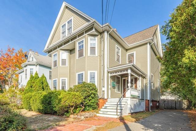127 Rockland Avenue, Malden, MA 02148 (MLS #72745930) :: RE/MAX Unlimited