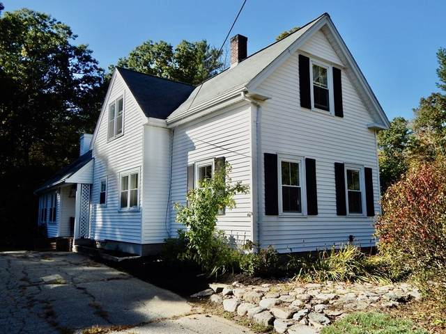 339 State St, Hanson, MA 02341 (MLS #72745946) :: The Duffy Home Selling Team