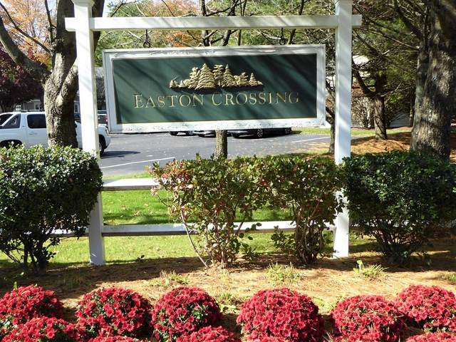 10 Nancy Rd #8, Easton, MA 02375 (MLS #72745955) :: EXIT Cape Realty
