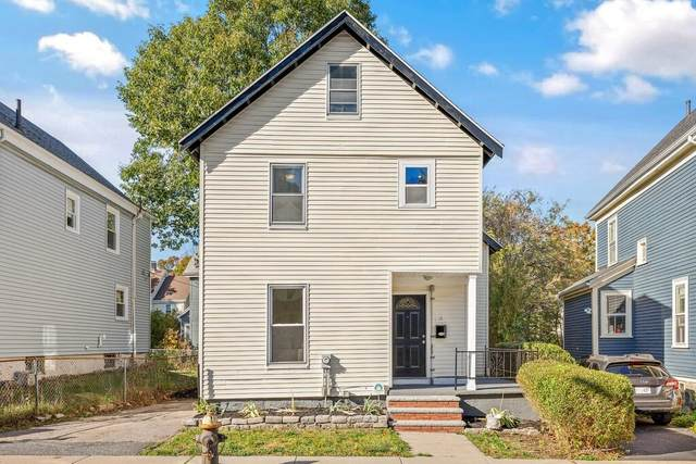 38 Sycamore St, Boston, MA 02131 (MLS #72745957) :: The Duffy Home Selling Team