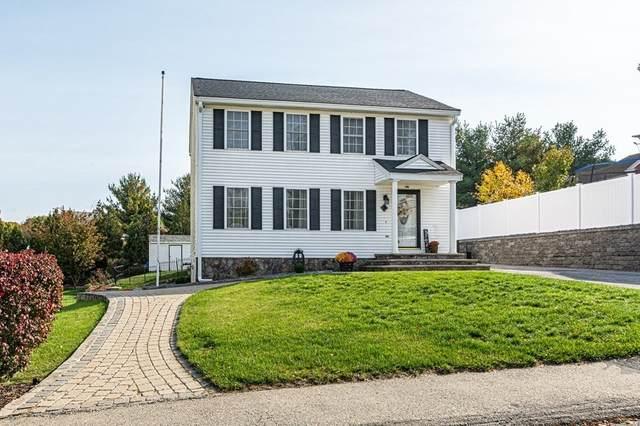 9 Nicole Dr, Lowell, MA 01851 (MLS #72745966) :: Cosmopolitan Real Estate Inc.