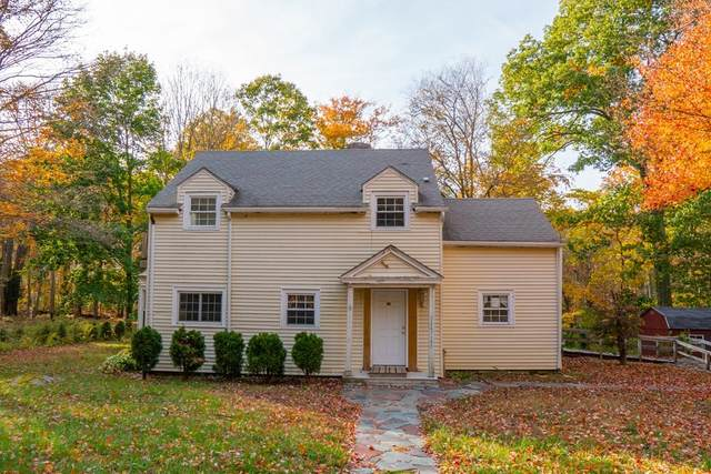 126 Fowler Rd, Northbridge, MA 01534 (MLS #72746007) :: The Duffy Home Selling Team