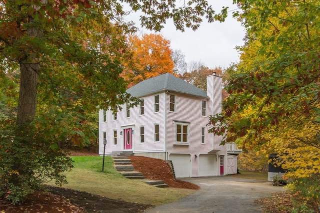 40 Ridge Rd, Pepperell, MA 01463 (MLS #72746009) :: The Duffy Home Selling Team