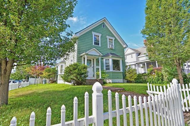 84 Bank St., North Attleboro, MA 02760 (MLS #72746018) :: The Duffy Home Selling Team