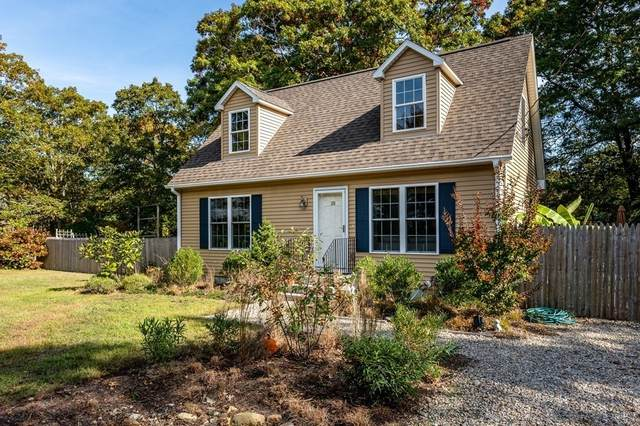 370 Camp St, Yarmouth, MA 02673 (MLS #72746022) :: The Duffy Home Selling Team